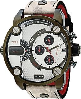 Men's Little Daddy Stainless Steel Chronograph Quartz Watch