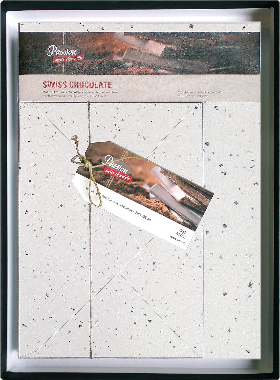 Artoz 2 und Herz, C5, A4, 25 x 10 cm, Swiss braun B014R114Z2    Ein Gleichgewicht zwischen Zähigkeit und Härte