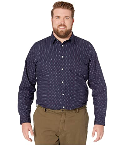 Jack Spade Raeburn Diamond Dot Shirt (Navy) Men