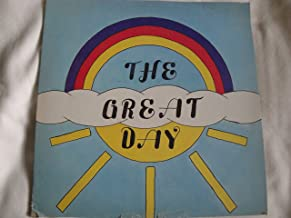 The Great Day Album Number One Vinyl Lp May 1972 Mass for The Secular City United Church of Christ Southern California SW 1055 Stereo