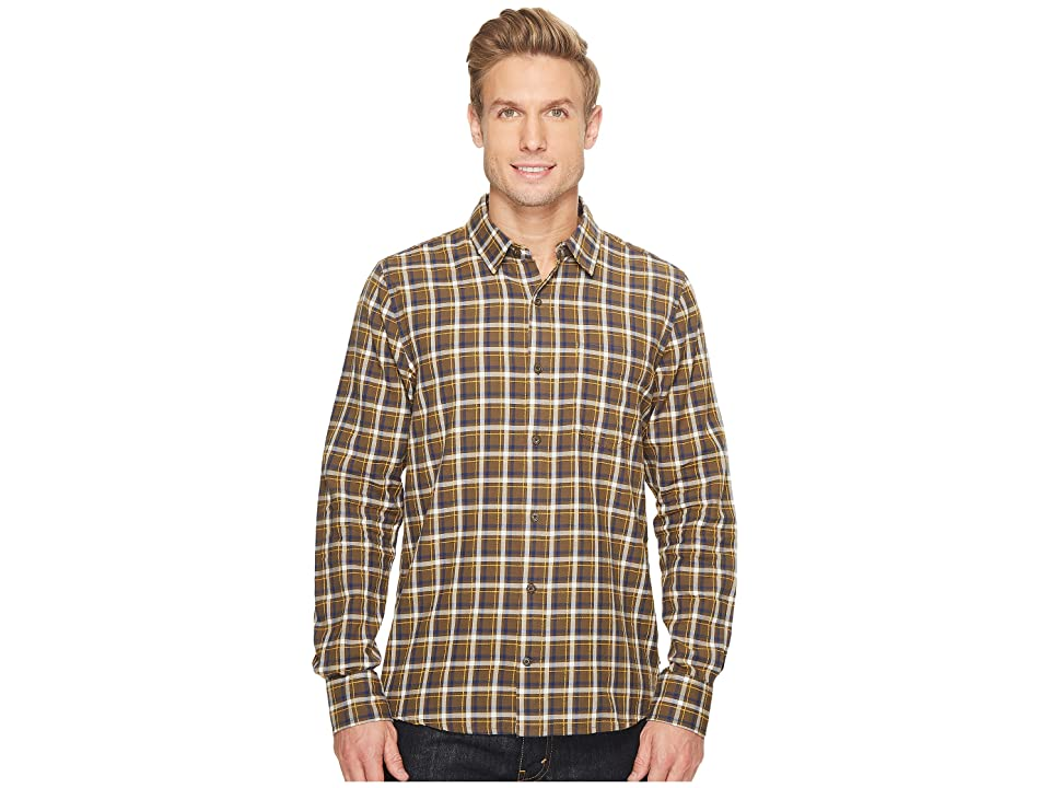 Toad&Co Airscape Long Sleeve Shirt (Jeep) Men