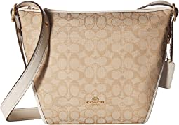 COACH - Small Dufflette in Signature