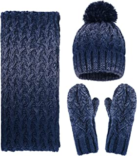 hugo boss baby hat and scarf set
