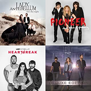Lady Antebellum and More
