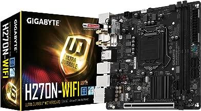 GIGABYTE GA-H270N-WIFI LGA1151 Intel H270 Mini ITX DDR4 Motherboard