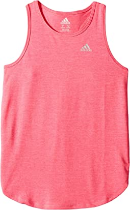 Cool Down Melange Tank Top (Big Kids)
