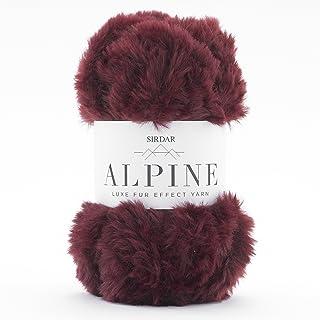 Sirdar Yarns - Alpine - Oxblood 405