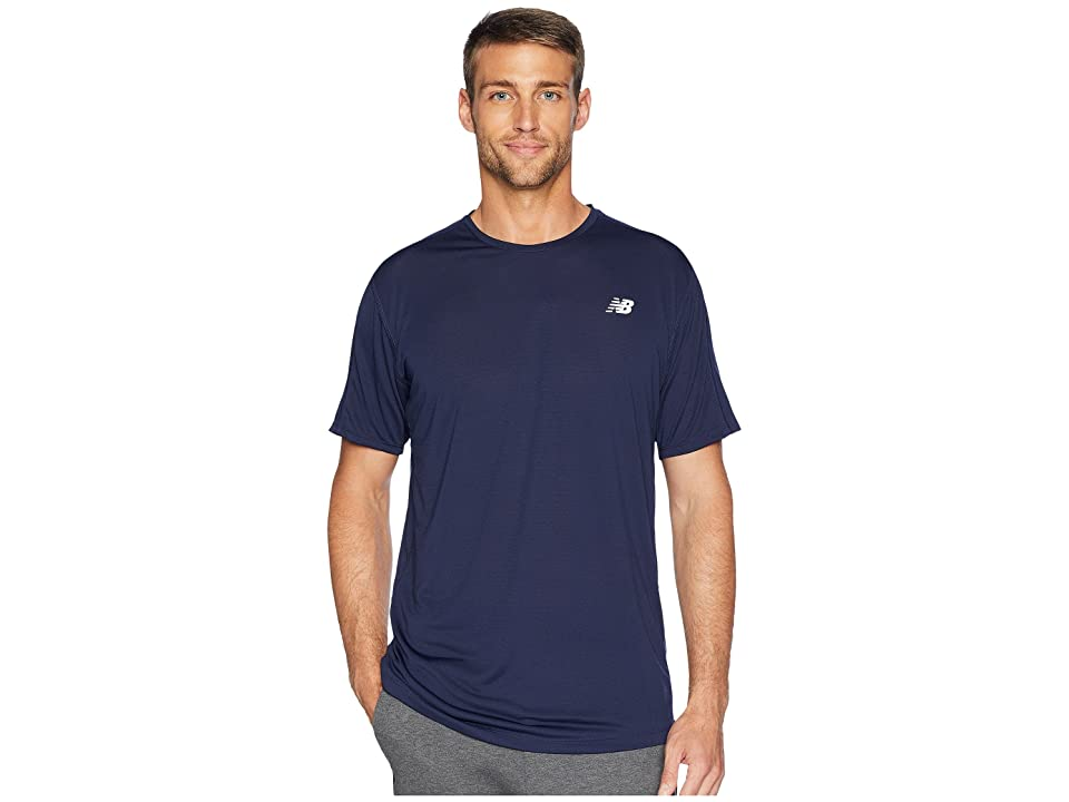 New Balance Accelerate Short Sleeve (Pigment) Men