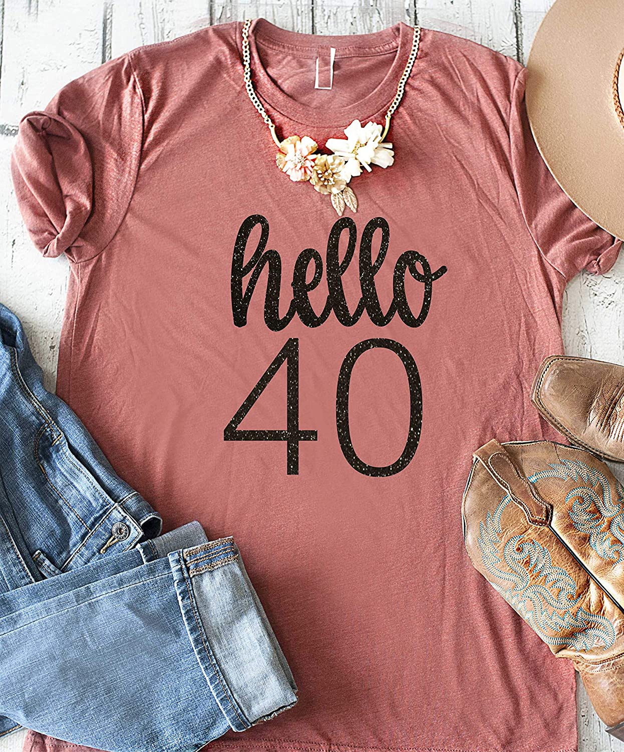 40th birthday shirt for women Cu forty t-shirt Max 67% OFF Oakland Mall ladies