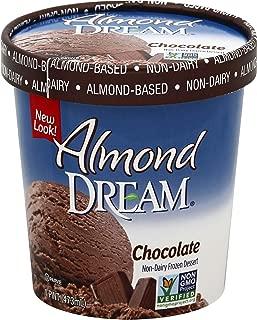 Almond Dream Non-Dairy Dessert, Chocolate, 16 oz (frozen)