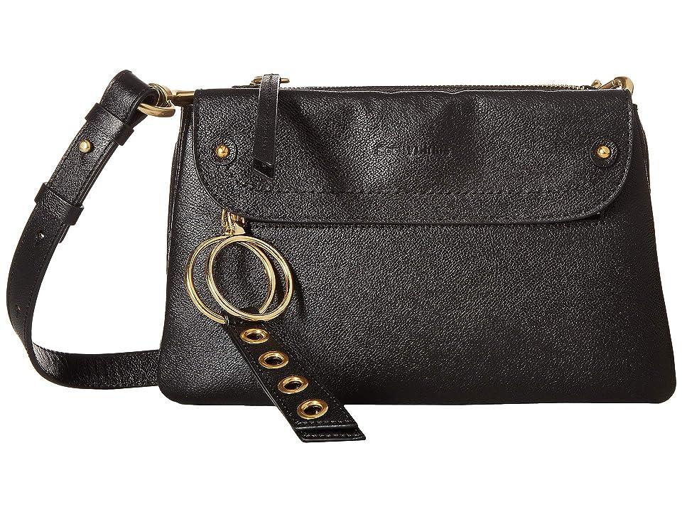 See by Chloe Phill Crossbody (Black) Cross Body Handbags