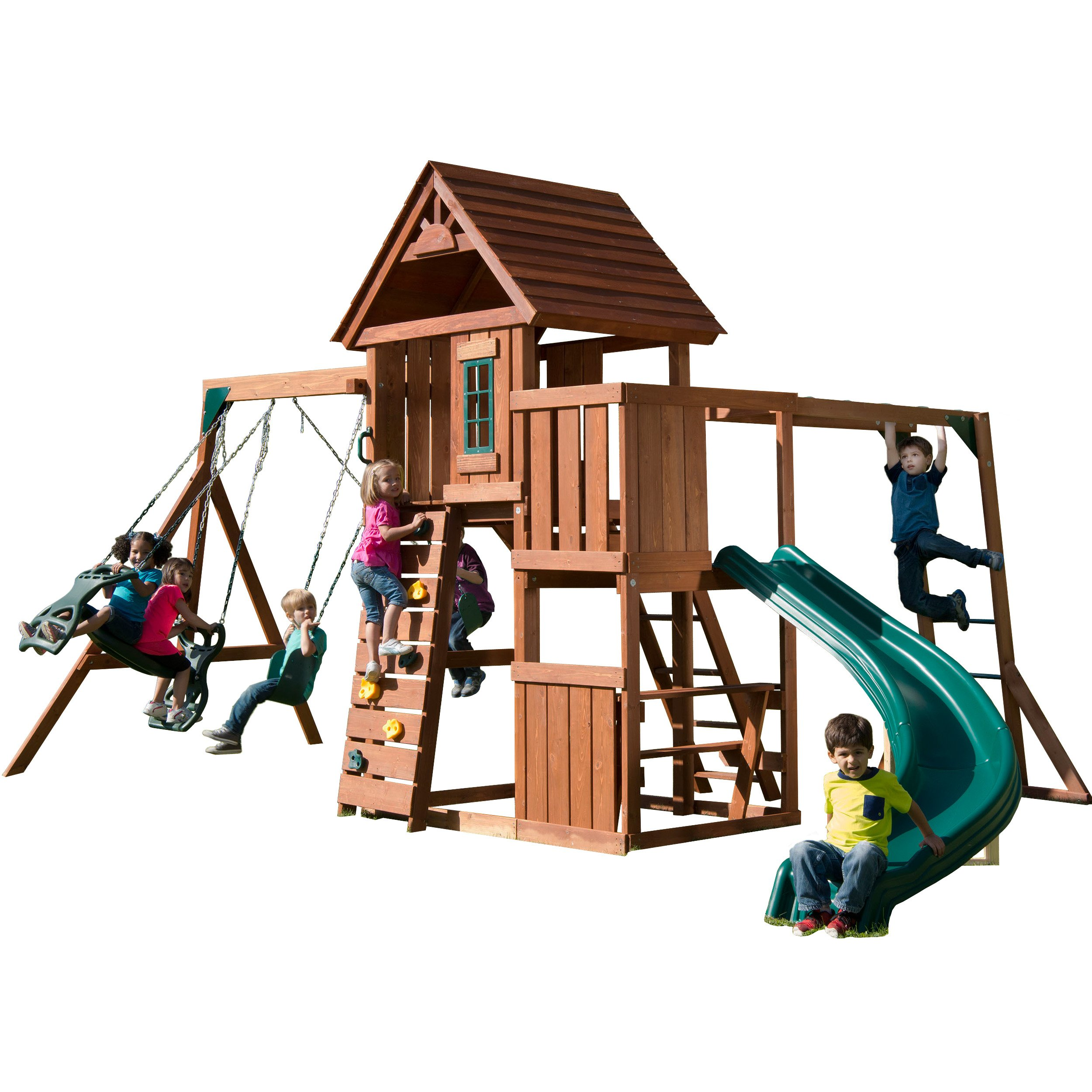 Swing N Slide PB 8272 Swings Monkey