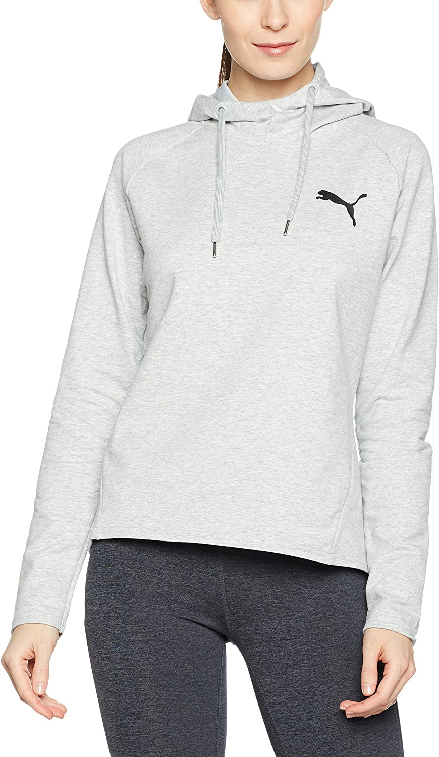 Puma Active Essentials Women's Hooded Cover Up Top  AW17