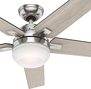 ceiling fans with lights and remote controls