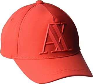 A|X Armani Exchange Men's a|X Logo Hat