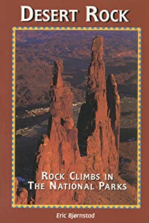 Desert Rock I Rock Climbs in the National Parks (Regional Rock Climbing Series)