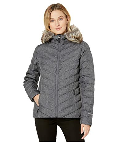 Eddie Bauer Slate Mountain II Down Jacket (Dark Charcoal Heather) Women