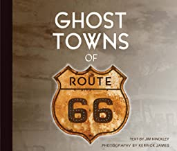 ghost towns of route 66 book