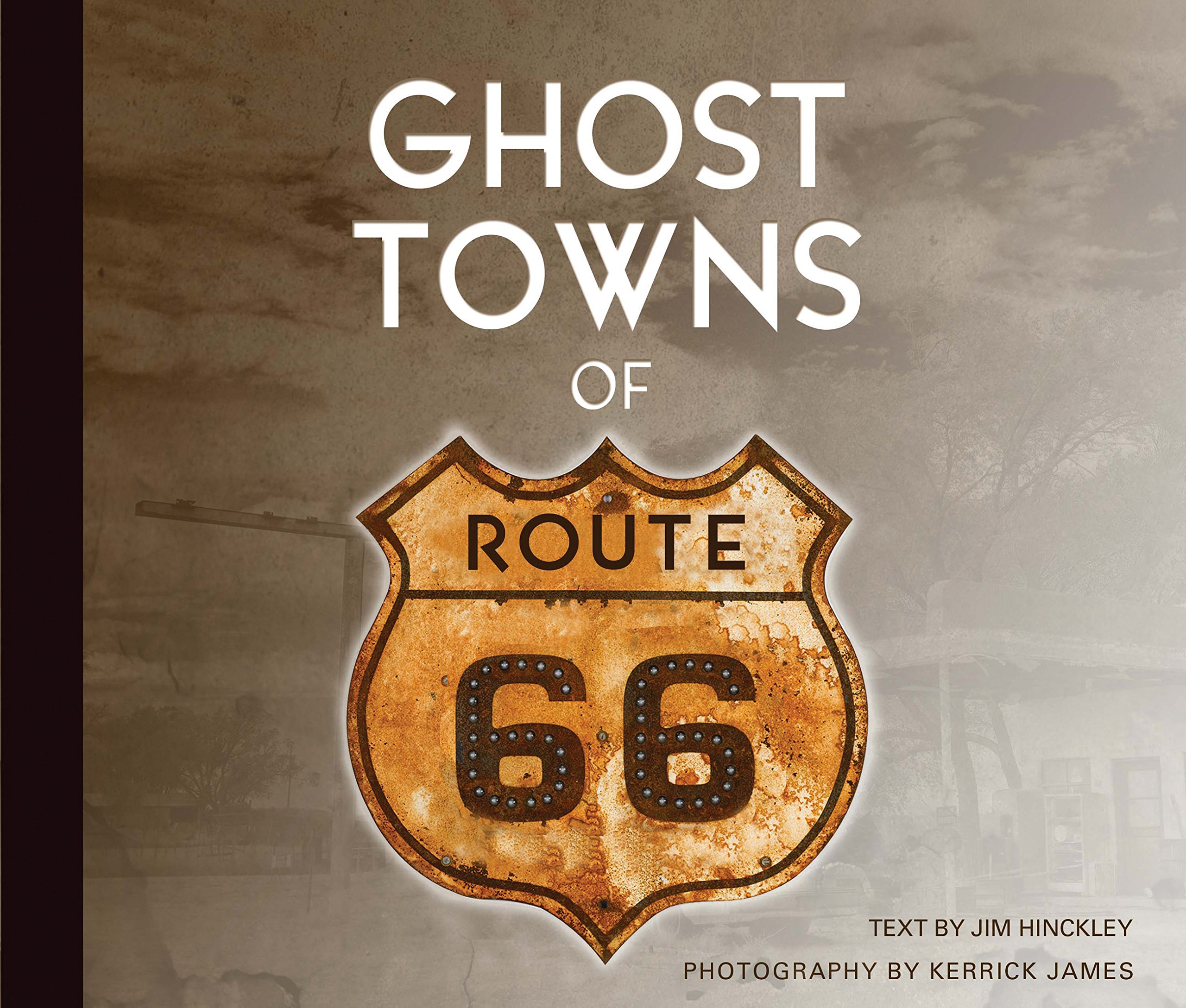 Image OfGhost Towns Of Route 66