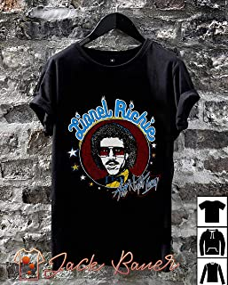 Vintage Lionel Richie All Night Long T-Shirt Long T-Shirt Sweatshirt Hoodie