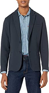 Armani Exchange Men's Two Button Blazer Casual