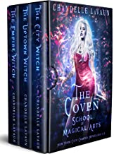 School of Magical Arts: New York City Campus Novellas 1-3 (The Coven) (English Edition)