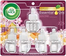 Best glade scented oil refills Reviews