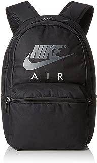 Nike NK AIR BKPK Backpack, UNISEX, Black/White/(Anthracite), NKBA5777-010