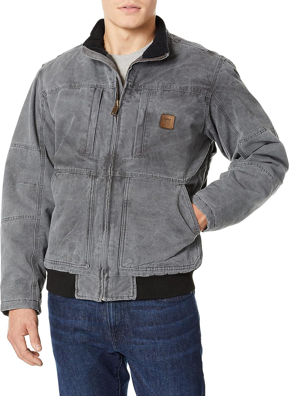 売店 Walls Men's Sanded Duck Bomber 人気ブレゼント Jacket Vintage
