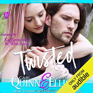 Twisted: Lost in Oblivion Book 2