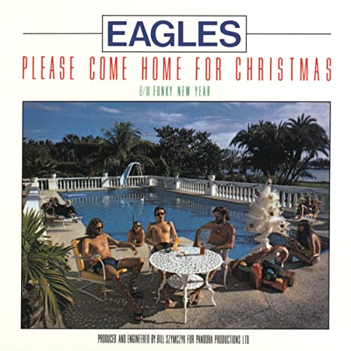 Eagles Please Come Home For Christmas.Happy Xmas