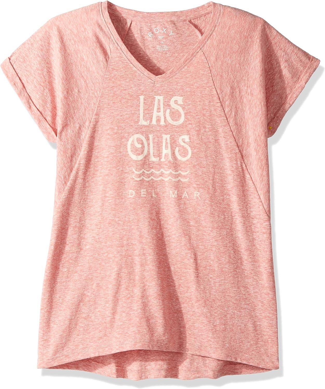 Roxy Girls' Big Just Yeah T-Shirt