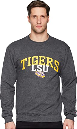 LSU Tigers Eco® Powerblend® Crew