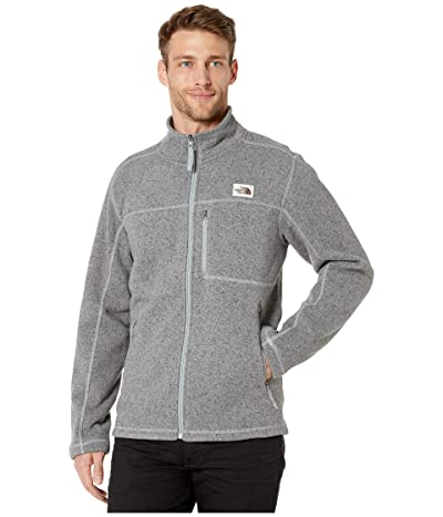 The North Face Gordon Lyons Full Zip (TNF Medium Grey Heather) Men