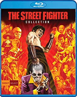 the street fighter collection shout factory