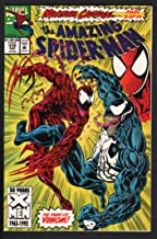 """The Amazing Spider-Man #378 : Featuring the Rage of Venom in """"Demons on Broadway"""" (Maximum Carnage - Marvel Comics)"""