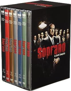 I Soprano - La Serie Completa Esclusiva Amazon (28 DVD) [Italia]
