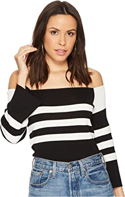 Alexandrine Off The Shoulder Top
