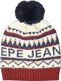 Pepe Jeans Olivia Beanie Sombrero para Niñas