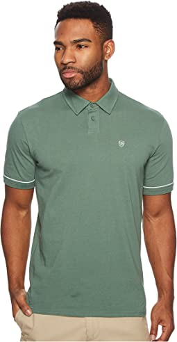 Brixton - Carlos Short Sleeve Polo Knit