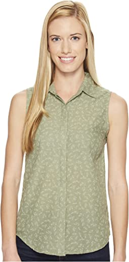 Sleeveless Primrose Shirt