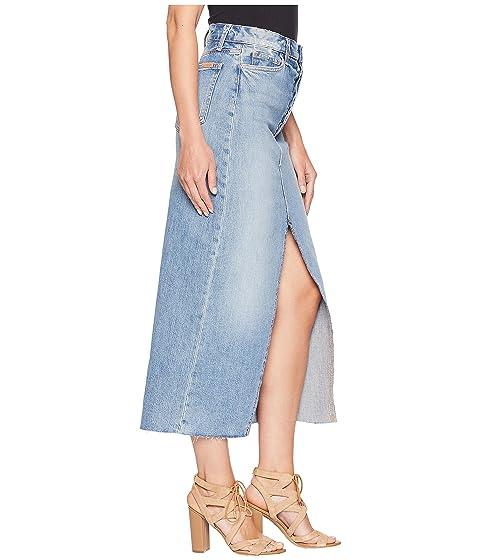 de Joe's gran en Alessa larga Alessa altura de Falda Jeans 5fnFwC