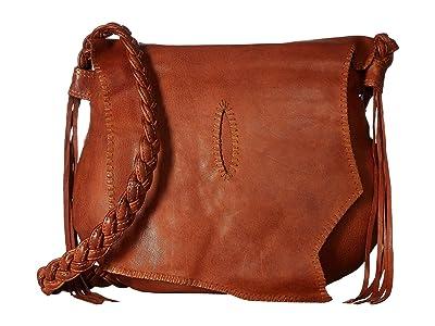 Scully Ayita Flap Hobo (Tan) Hobo Handbags
