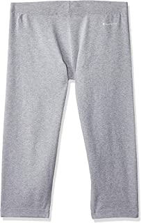 Champion 111848 EM006OXGM Women's Pants Capri, Medium, Grey
