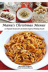 Manu's Christmas Menus Kindle Edition