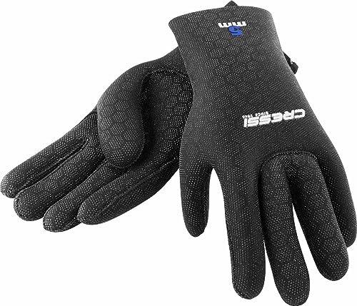 BOINN Neopren Handschuhe 3MM Tauchen Tauchen Handschuhe Thermo Neopren Anzug Handschuhe zum Kajakfahren Paddeln Schnorcheln Schwimmen Surfen S