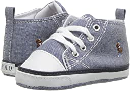 Polo Ralph Lauren Kids Hamptyn Hi (Infant/Toddler)