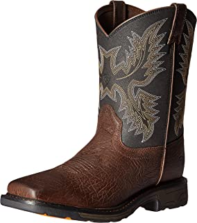 ARIAT Kids' Work Western Cowboy Boot