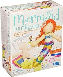 4M Mermaid Doll Making Kit