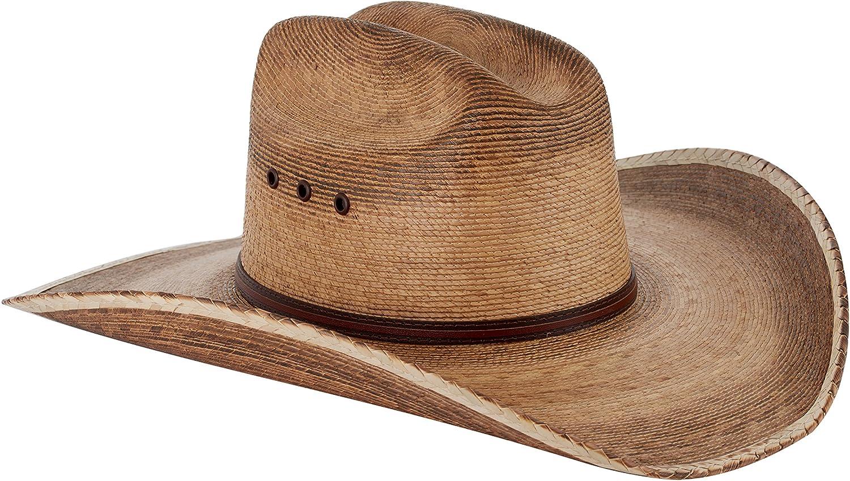 free Western Cattleman Straw Cowboy Max 68% OFF for Men Hat